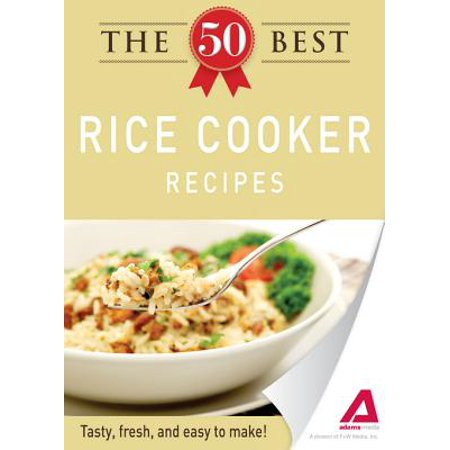 The 50 Best Rice Cooker Recipes - eBook