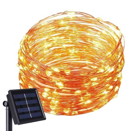 Kohree solar powered string lights 120 led 20ft copper wire starry kohree solar powered string lights 120 led 20ft copper wire starry string light indoor outdoor waterproof workwithnaturefo