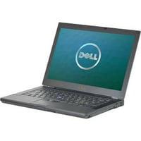 """Refurbished Dell Silver 14.1"""" Latitude E6410 WA5-1169 Laptop PC with Intel Core i5-520M Processor, 8GB Memory, 750GB Hard Drive and Windows 10 Home"""