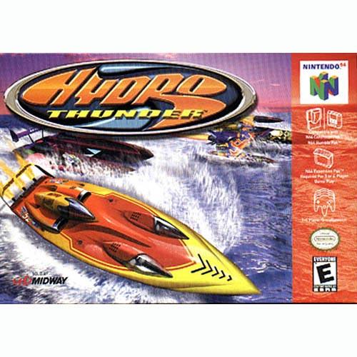 Hydro Thunder N64