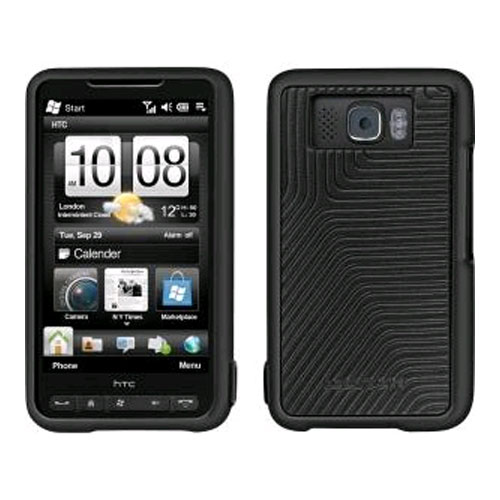 Body Glove Entrepreneur Snap-On Case for HTC HD2 - Black