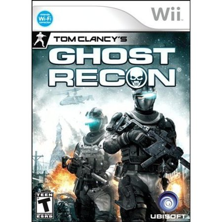 Wii Tom Clancy's Ghost Recon - Ghost Recon Phantom Halloween