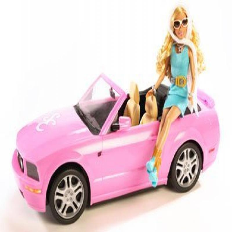 Mattel High School Musical 2 Sharpay Doll with Mustang Co...