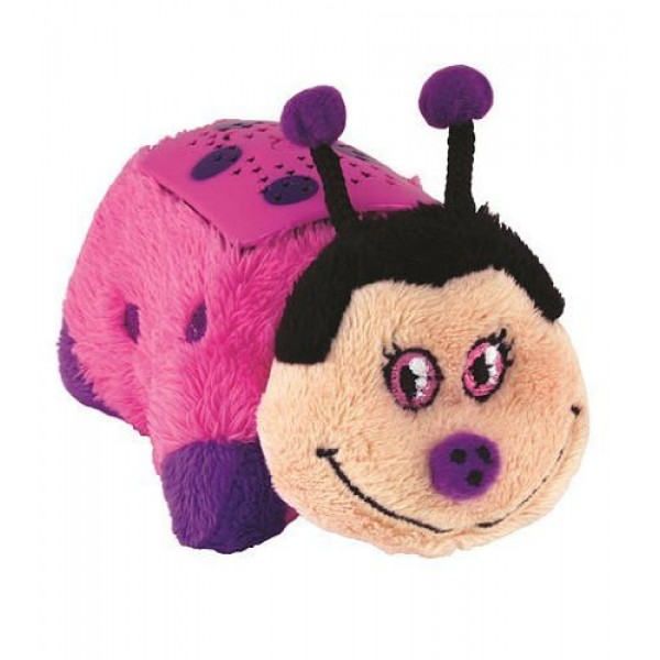 Pillow Pets Dream Lites Mini- Lady Bug (Mini) by Idea Village TOY
