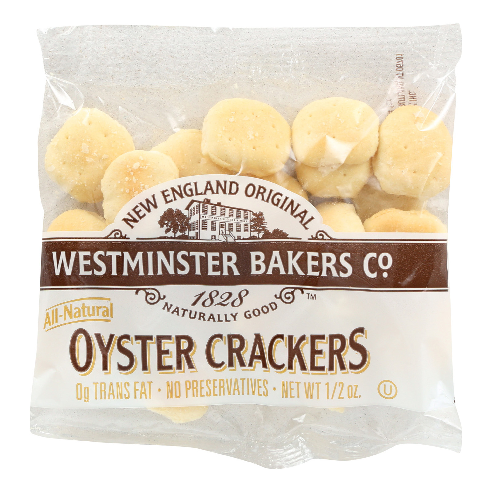 Westminster Bakers Co. Crackers, Oyster