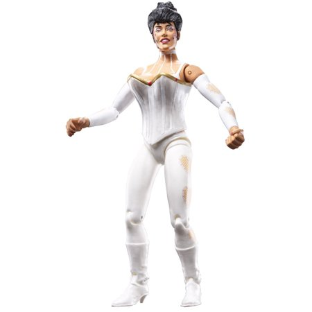 WWE - Classic Super Stars - Sensational Sherri Figure - Collector Series #14 - Limited Edition - Mint - Collectible - (S) by, series 14 By WWF From