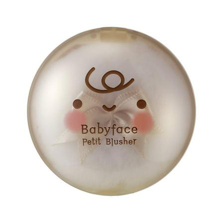 IT'S Skin Babyface Petit Blusher, Romantic Rose