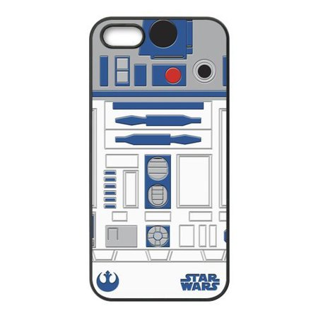 Ganma Classic Movie Star Wars Series Funny R2D2 Robot Case For iPhone X, 10 (5.8 INCH), Best Rubber Cover Case at Color Your Dream