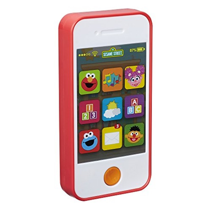 Playskool Friends Sesame Street Elmo and Friends Smartphone