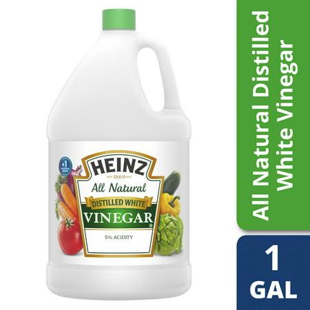 Heinz Distilled White Vinegar 1 Gal Walmart Com