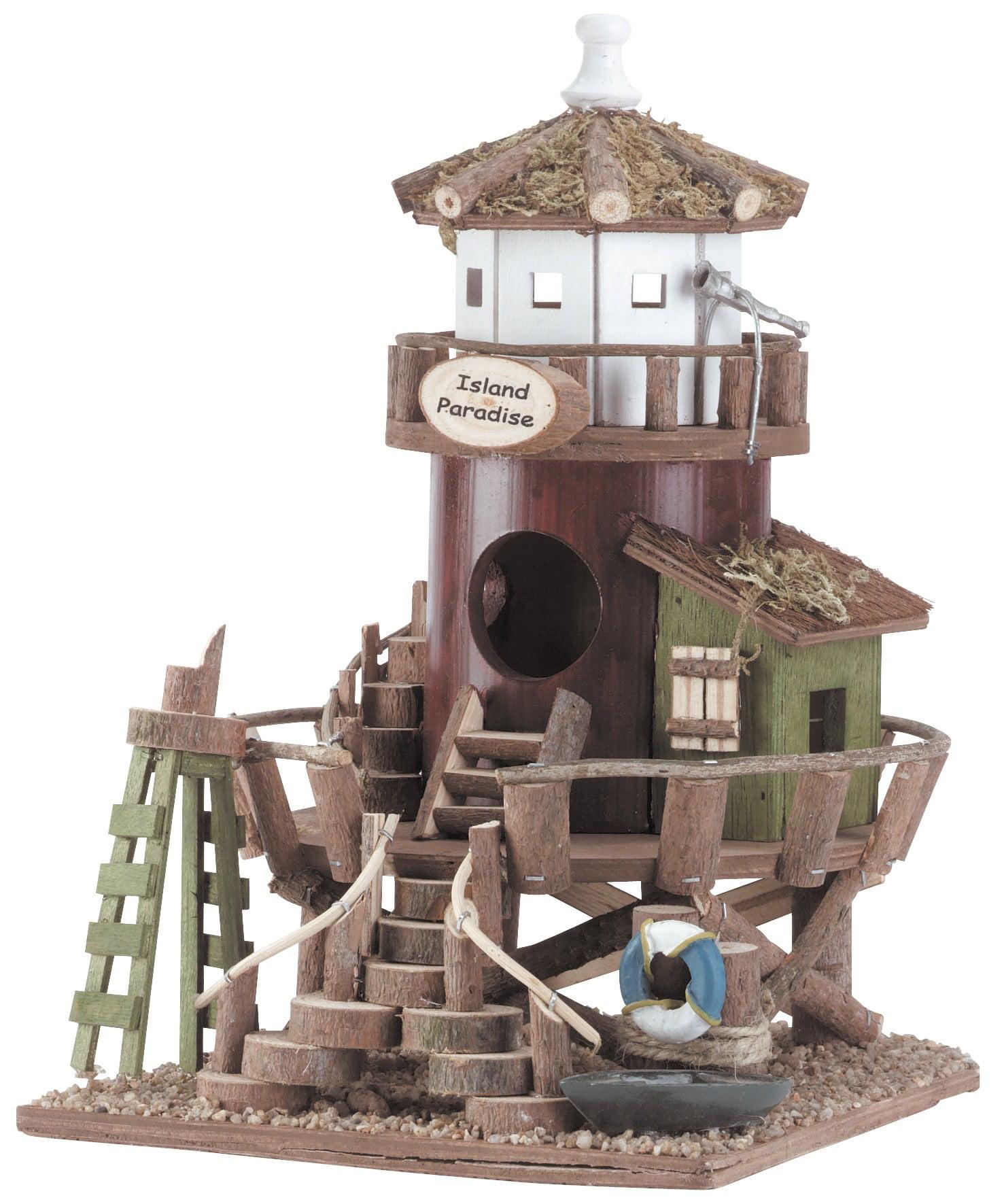 Zingz & Thingz 57070137 Island Paradise Birdhouse by Zingz & Thingz