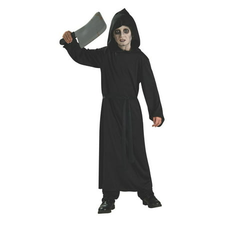Halloween Fuller Cut Kids Horror Robe Child Costume - Halloween Horror Sfx