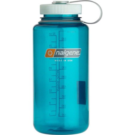 nalgene wide mouth water bottle 32oz trout. Black Bedroom Furniture Sets. Home Design Ideas