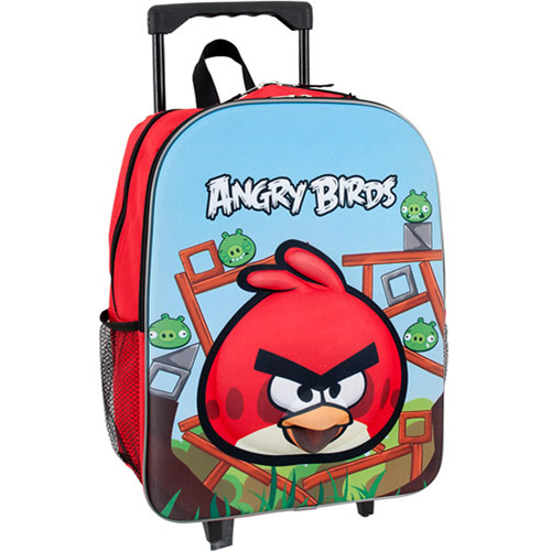 Image of Angry Birds Rolling Backpack