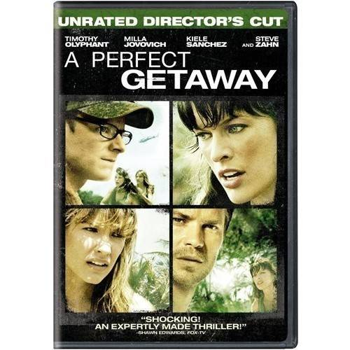 A Perfect Getaway (Rated/Unrated) (Anamorphic Widescreen)