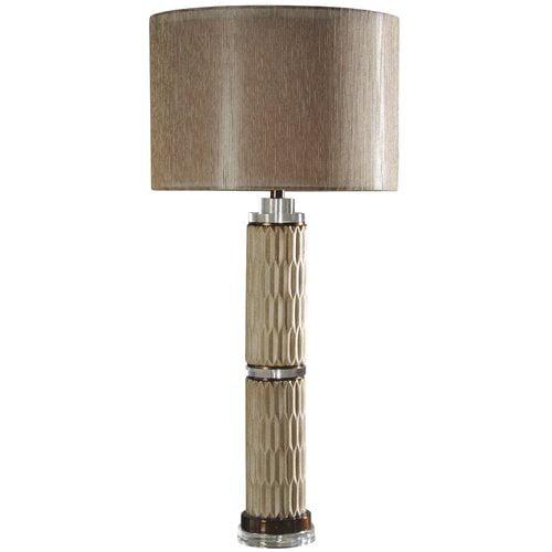 Corrigan Studio Drains 38'' Table Lamp