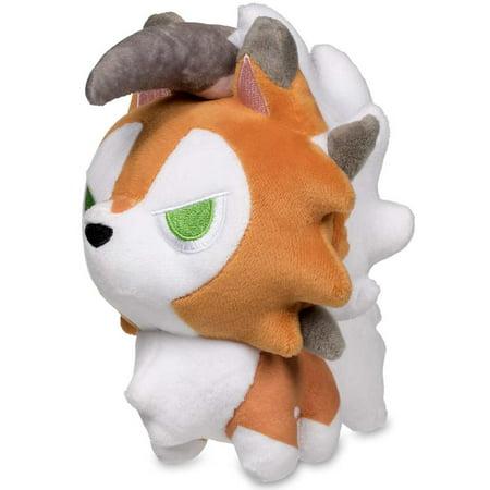 Pokemon Lycanroc (Dusk Form) Poke Doll Plush