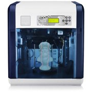 "XYZprinting da Vinci 1.0 AiO 3D Printer/ 3D Scanner ~ 8"" x 8"" x 8"" Heated Print Bed (Fully Enclosed Design for ABS/PLA/Flexible TPU)"