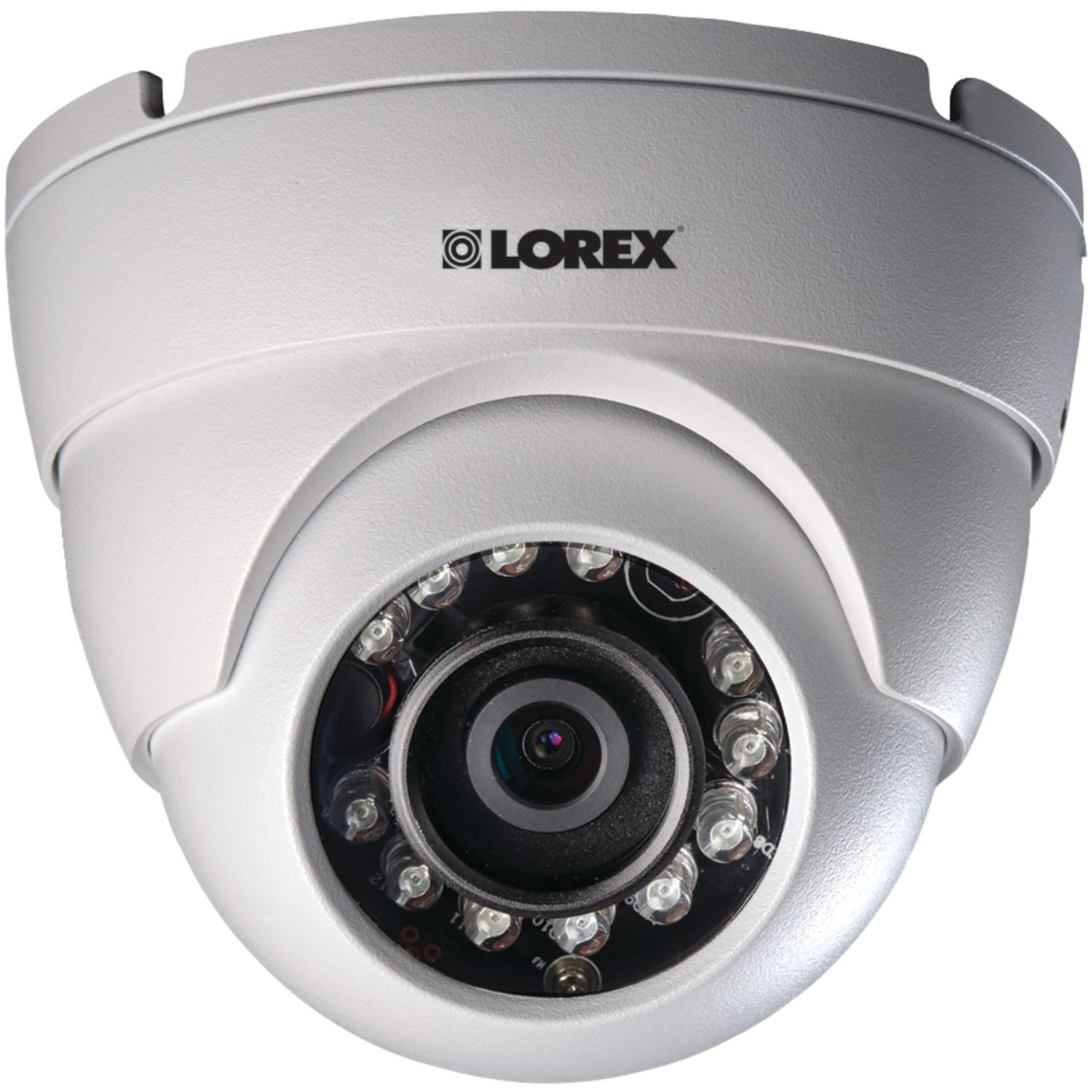 Lorex LNE3142RB Lne3142b 1080p Hd Ip Eyeball Dome Camera For Lnr100 & Lnr400 Series Nvrs