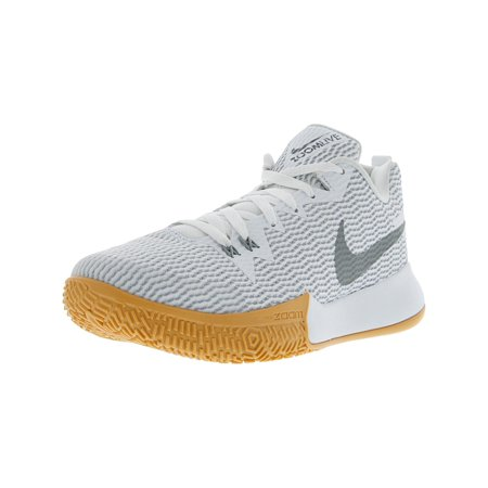 16e7052820fe Nike - Nike Men s Zoom Live Ii Ep White   Reflect Silver Ankle-High ...