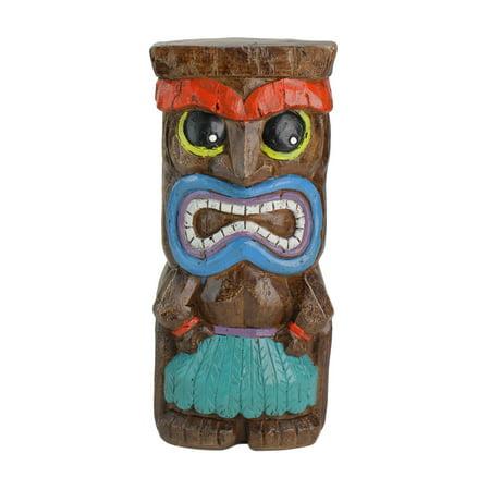 Northlight Tropical Hawaiian Luau Tiki Man Outdoor Garden - Tiki Man