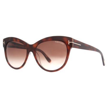 188a7d073c UPC 664689717736 product image for Tom Ford Lily TF 430 56F Havana Brown  Gradient Women s Cat