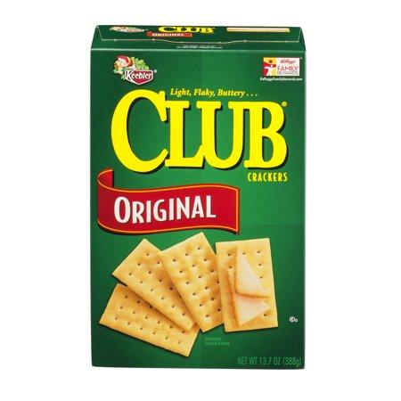 Keebler Club Crackers Original - 13.7 oz.
