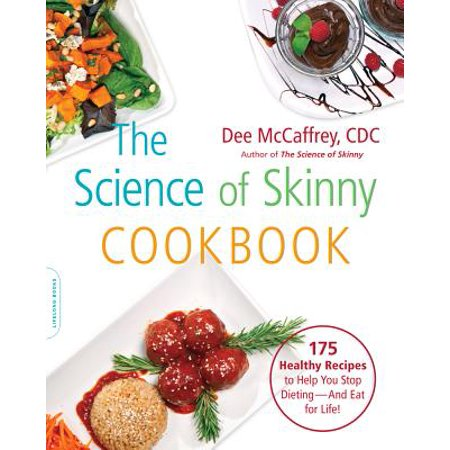 The Science of Skinny Cookbook : 175 Healthy Recipes to Help You Stop Dieting--and Eat for Life! - Skinny Halloween Recipes