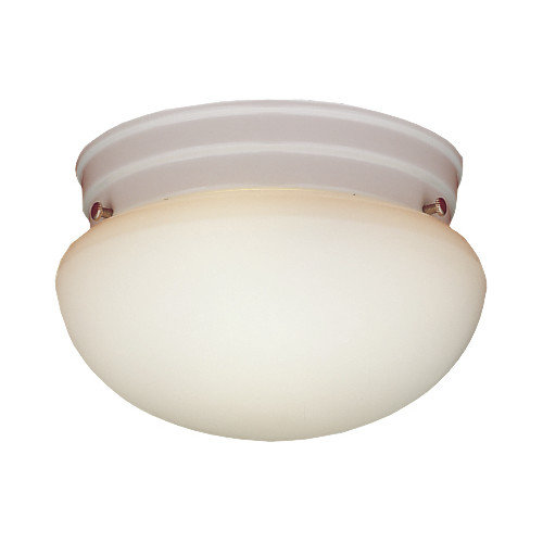 Thomas Lighting 1 Light Drum Style Flush Mount