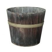 Millwood Pines Wooden Bucket