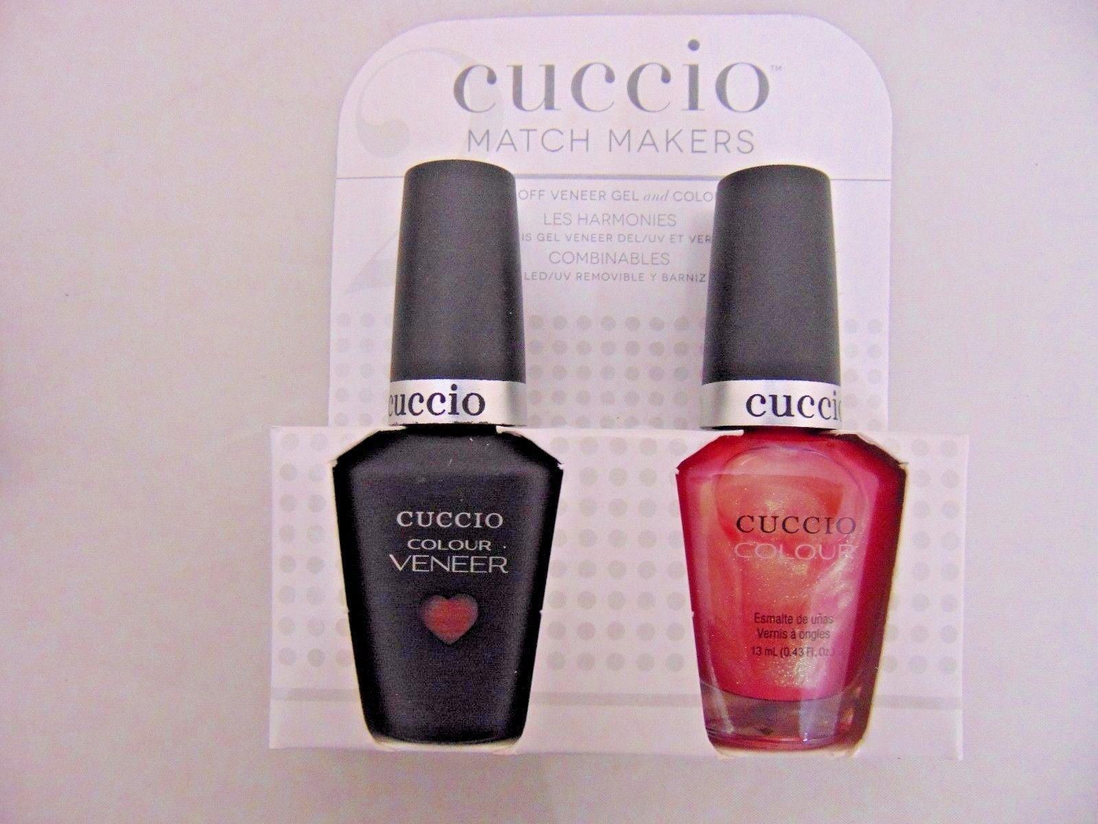 CUCCIO Veneer Match Makers Nail Polish, Smile - Walmart.com