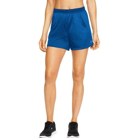 Champion Women's Mesh Shorts - Size - 2XL - Color - Surf the (Womens Surf Shorts)