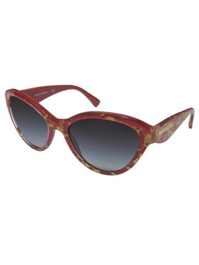 5e3c88032b Product Image New Dolce Gabbana 4199 Womens Ladies Cat Eye Full-Rim  Gradient Burgundy   Gold
