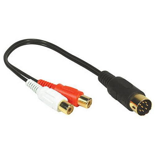 Scosche DCAXALPM8 - Alpine M-BUS Aux Changer Input Cable