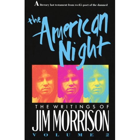 Rockstar Jim Morrison (The American Night : The Writings of Jim)