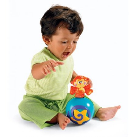 Fisher Price Crawl Along Musical Ball Walmart Com