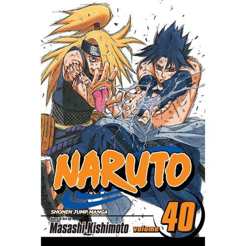 Naruto 40: The Ultimate Art