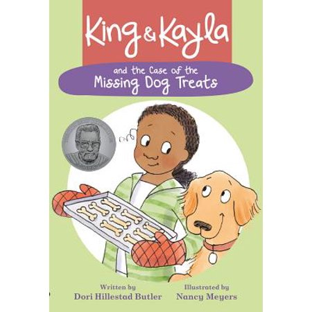 Kayla Mint - King & Kayla and the Case of the Missing Dog Treats (Hardcover)