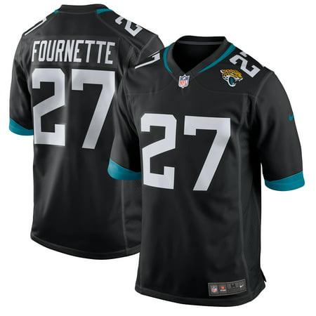 Leonard Fournette Jacksonville Jaguars Nike New 2018 Game Jersey - Black