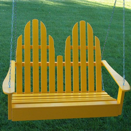 Prairie Leisure 4 ft. Adirondack Porch Swing