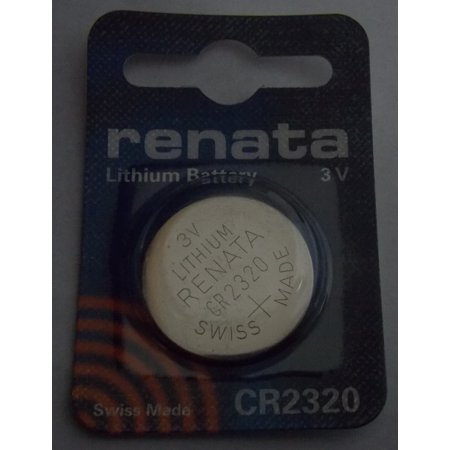 Cr2320 Lithium Coin Cell Batteries (Renata CR2320 3V Lithium Coin Battery - 10 Pack + 30% Off! )