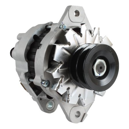 DB Electrical AMT0280 Alternator for Case Crawler Excavator 9050 1992-94 w/Mitsubishi MT-6022T Engine /Mitsubishi Engines 6D16 6D2 6D4 94-On / 135104A1 /A4T40286, A4T40287 /ME049199 /24 Volt, 40 AMP (Fox Engine Electrical)