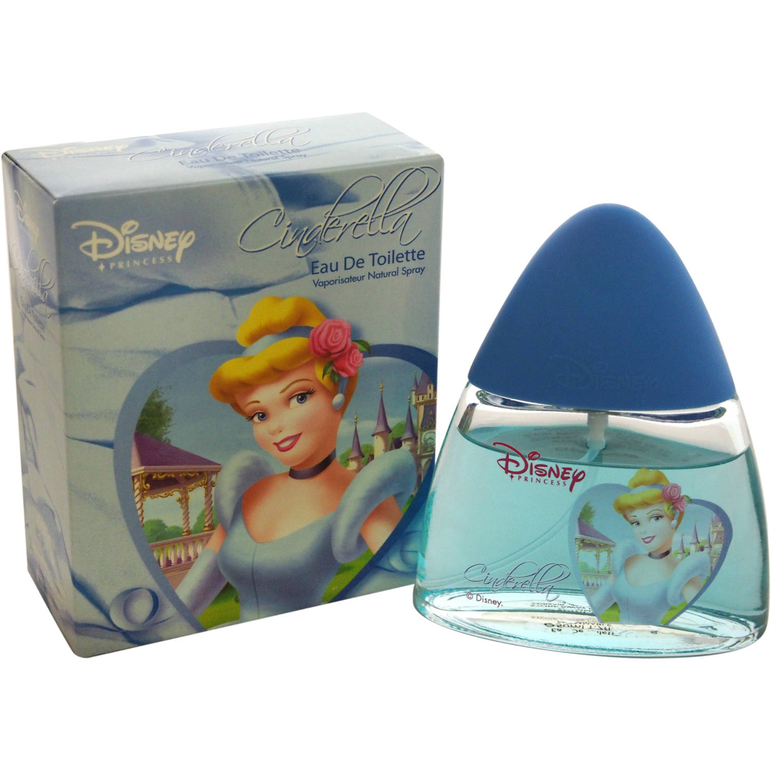 Cinderella by Disney for Kids Eau de Toilette Spray, 1.7 fl oz