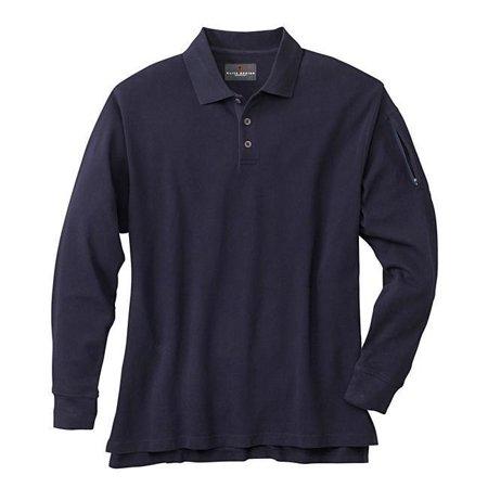(Woolrich Elite 44431 Long Sleeve Polo)