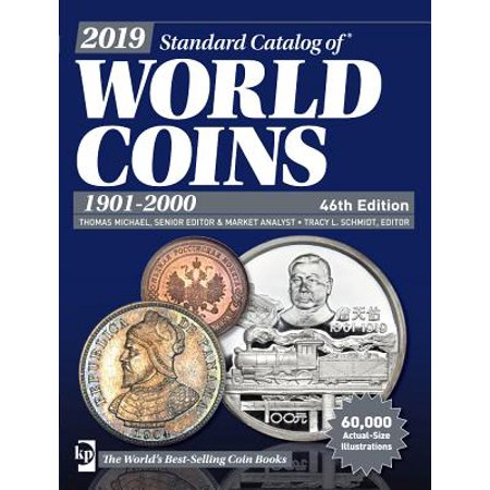 2019 Standard Catalog of World Coins, 1901-2000 ()