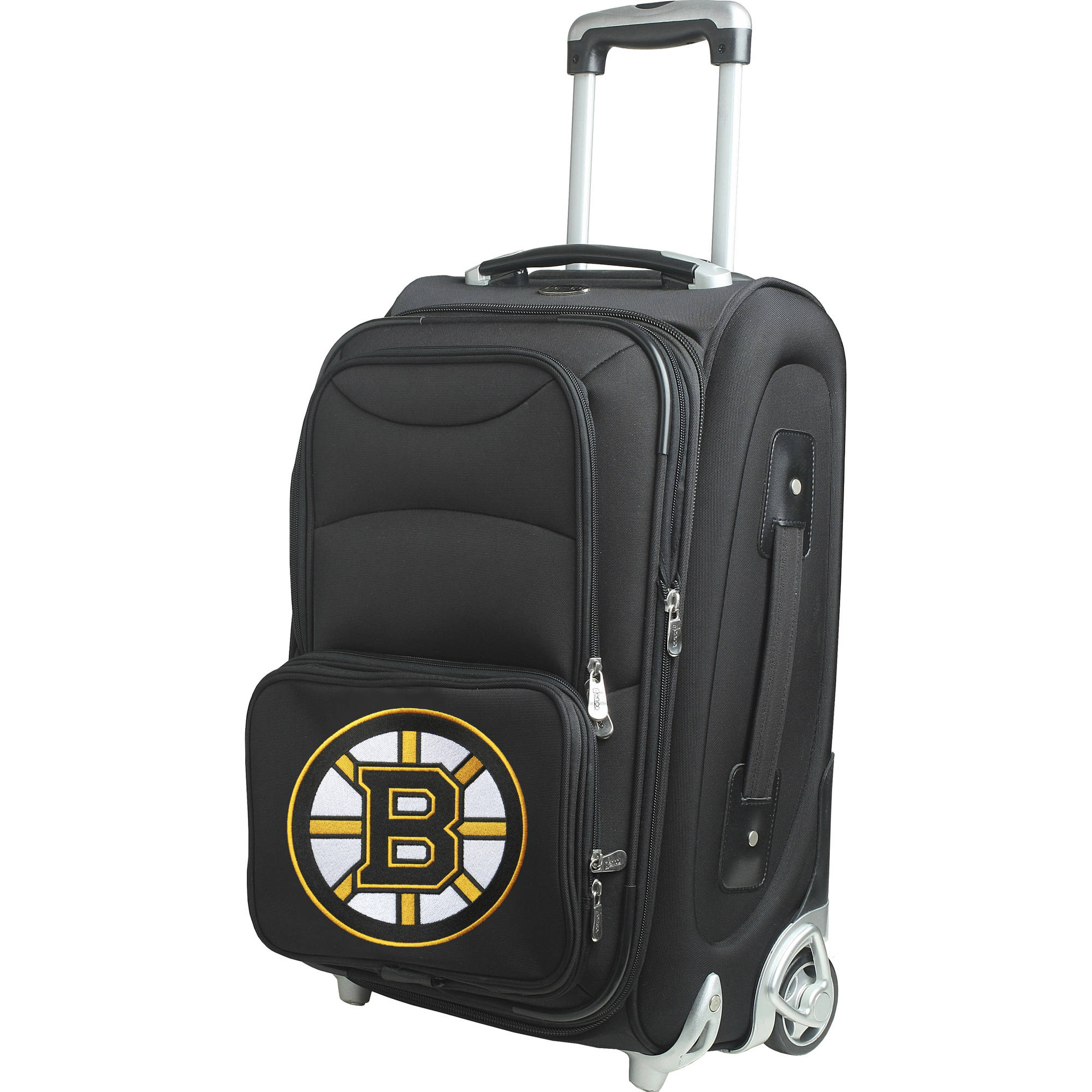 "Denco NHL 21"" Carry-On, Boston Bruins by Mojo Licensing"