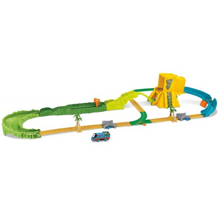 Thomas & Friends TrackMaster Turbo Jungle Train -