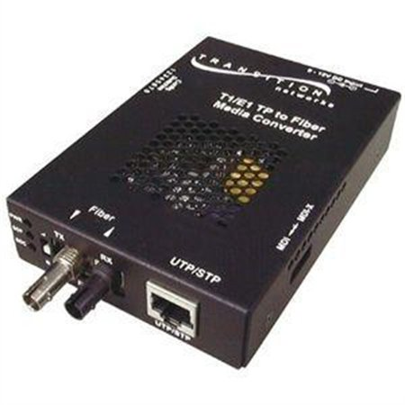 Transition Networks Point System SSDTF1011-120 Media Converter SSDTF1011-120-NA