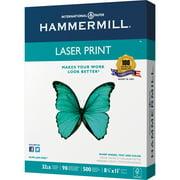 Hammermill, HAM104646RM, Premium Laser Print Paper, 500 / Ream, White
