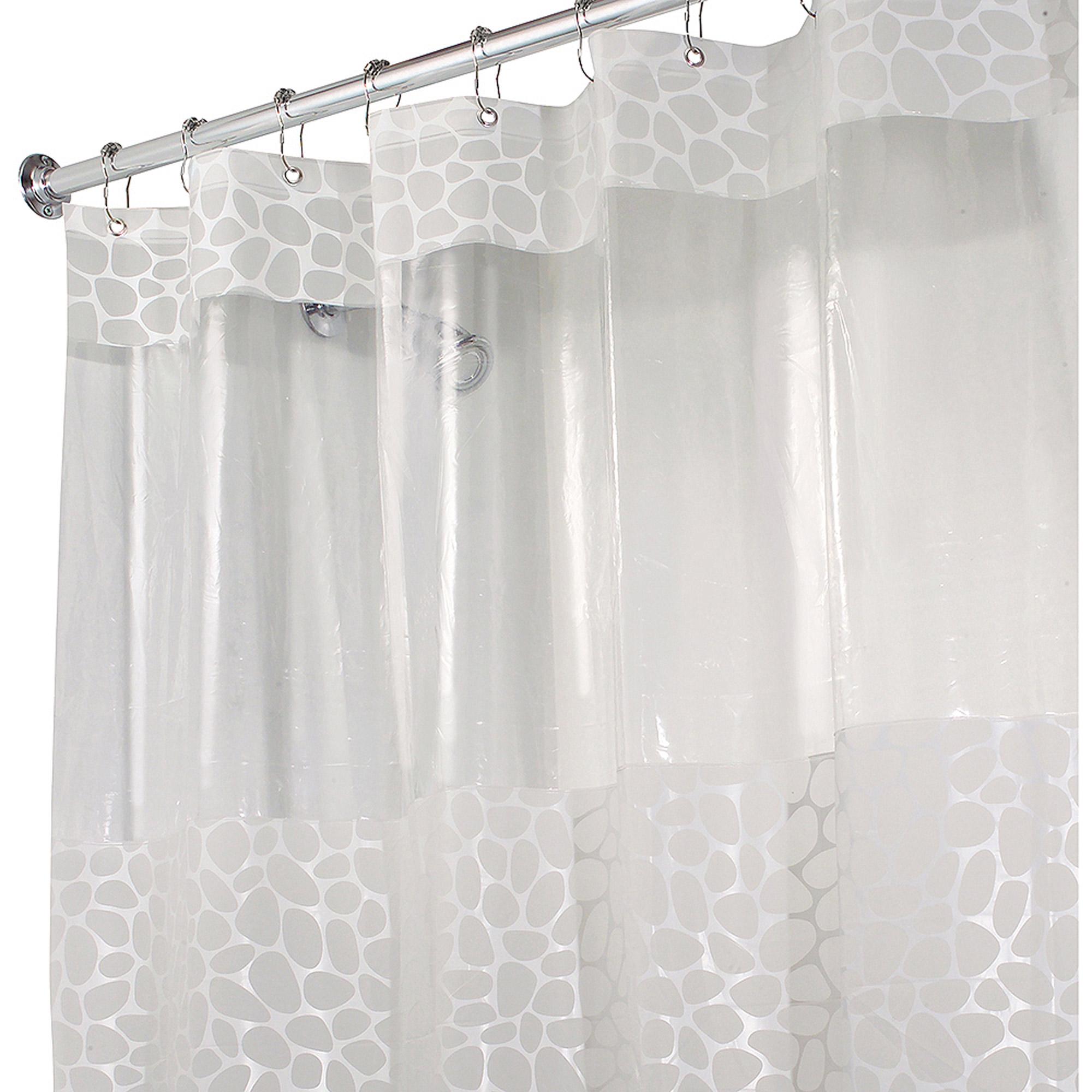 InterDesign Pebblz Shower Curtain